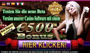 500 Euro Bonus ohne Einzahlung