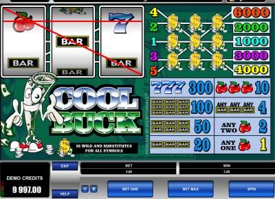 Cool Buck 1