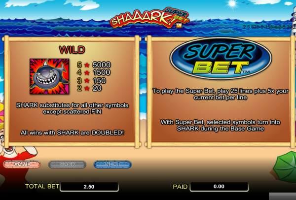 Shark online spielen