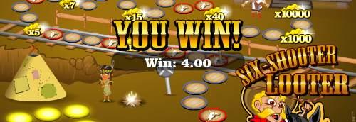 Six Shooter Looter online spielen