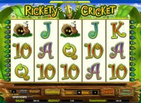 Rickety Cricket