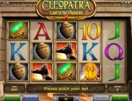 Cleopatra Last of the Pharao