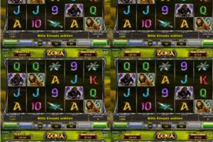 Zenia queen of war online