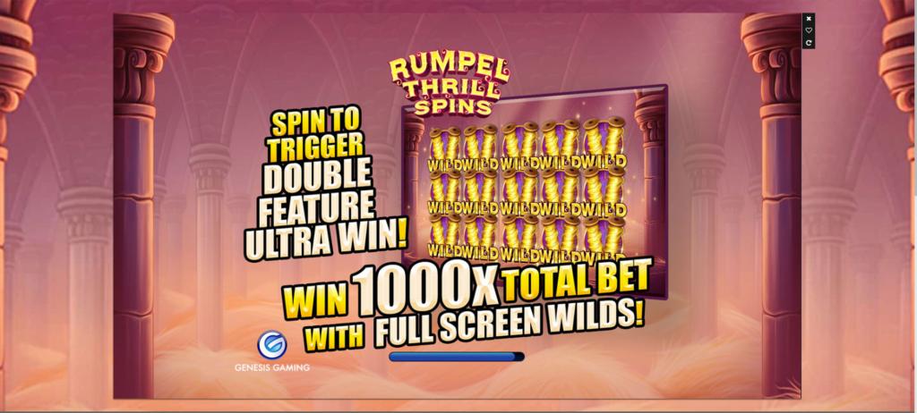 Rumpel Thrill Spin