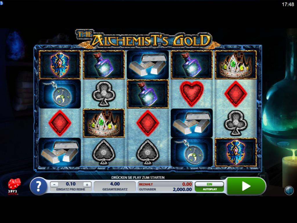 The Alchemist's' Gold kostenlos spielen