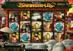 The Temple of Shangri La