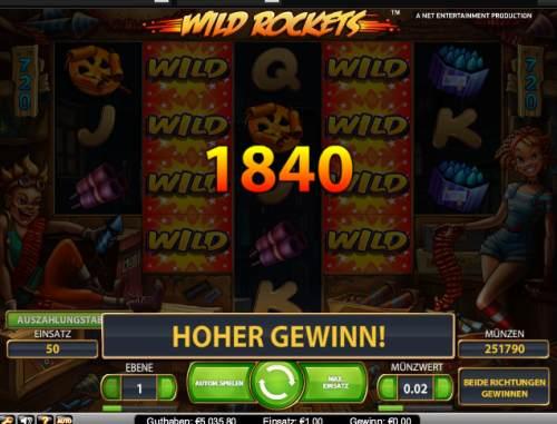 Wild Rockets online