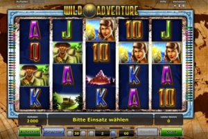 Wild adventure online