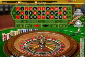 Vegas Roulette online