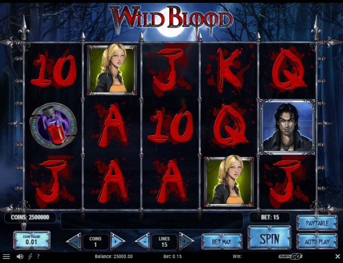 Wild Blood online