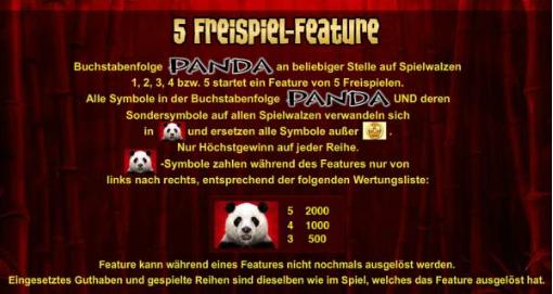 Wild Panda online