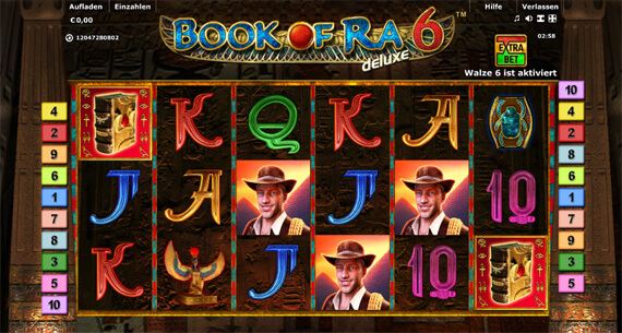 Book of Ra klassisch