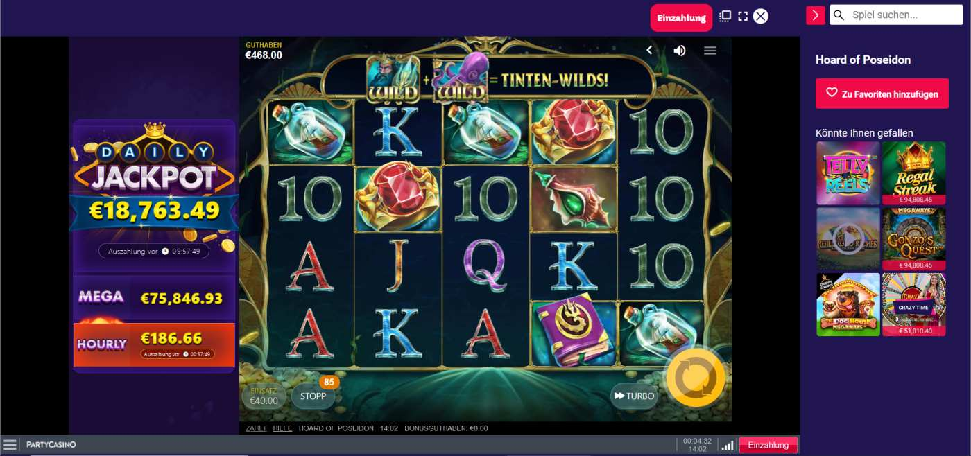 Party Casino Online 1