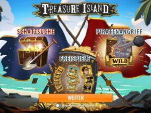 treasure isalnd