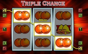 Spielgeld Casino Triple Chance