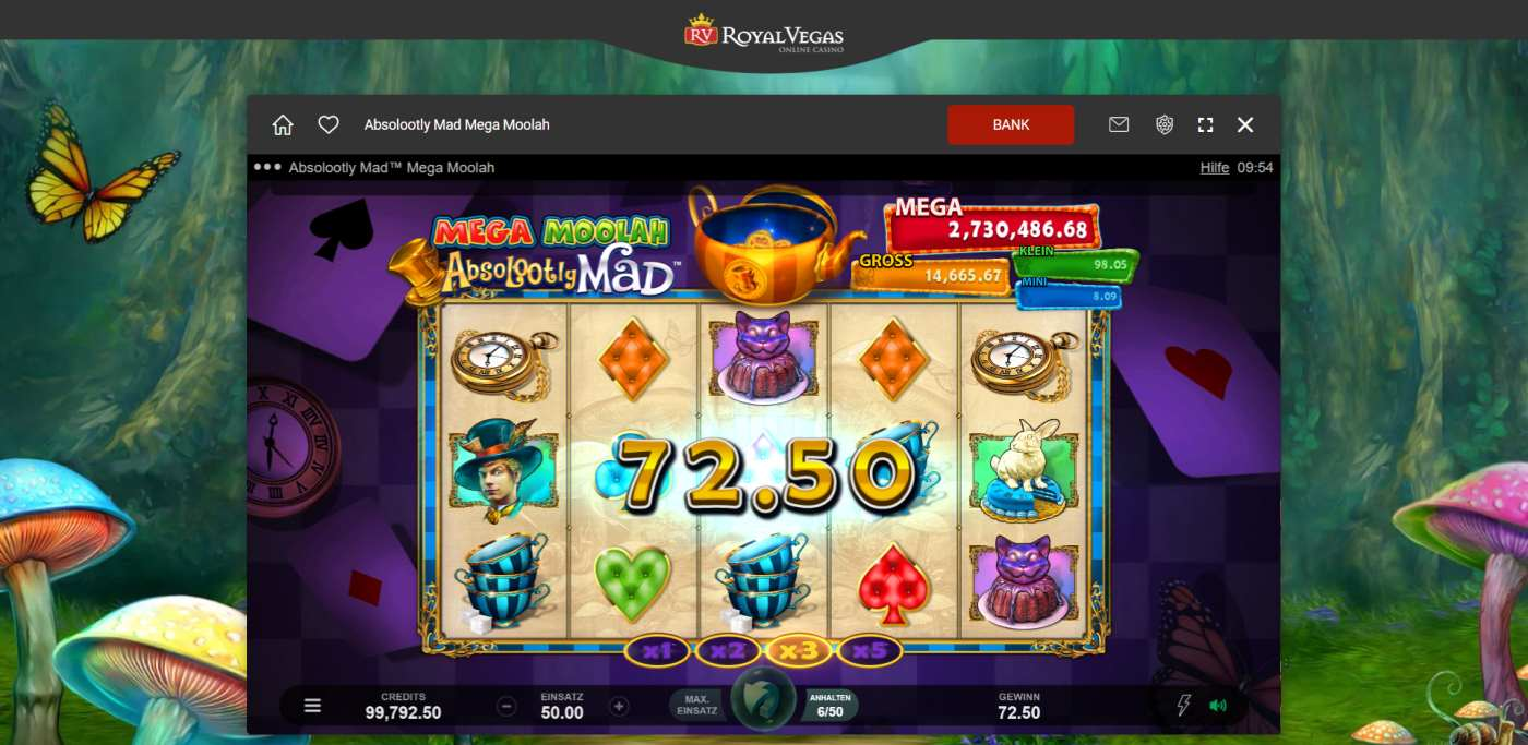 Royal Vegas Casino 2