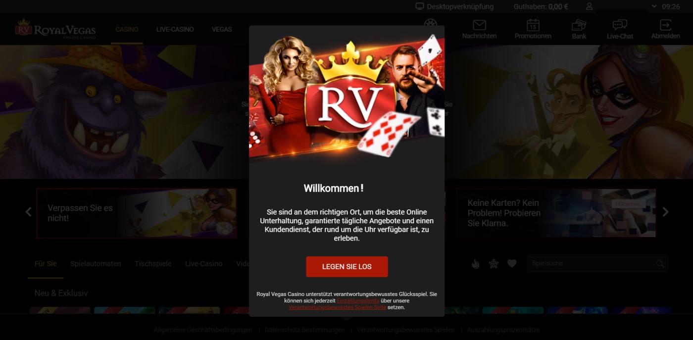 Royal Vegas Casino 1