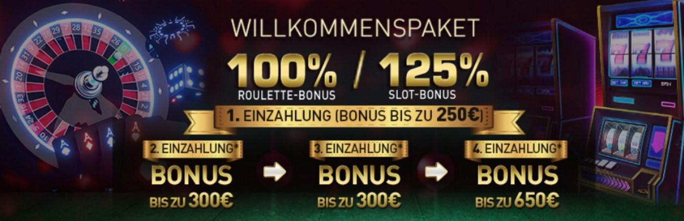 CasinoClub Boni