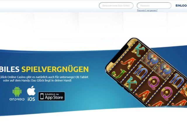 DrückGlück Mobile App