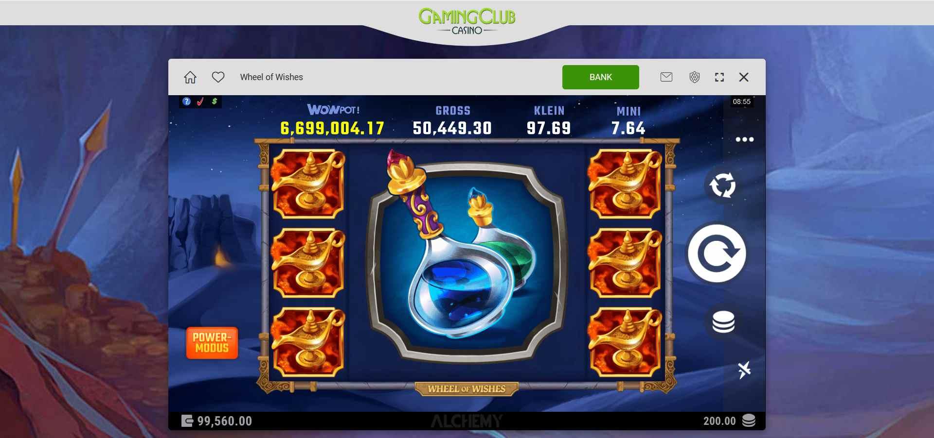 Gaming Club kostenlos