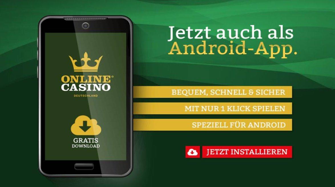 Onlinecasino.De App