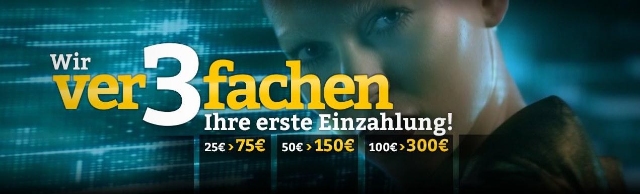 Onlinecasino deutschland einzahlungsbonus