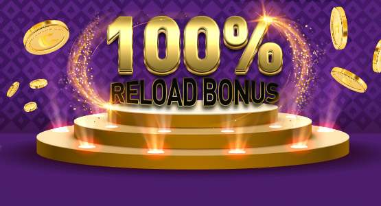 Reload Bonus CasinoClub