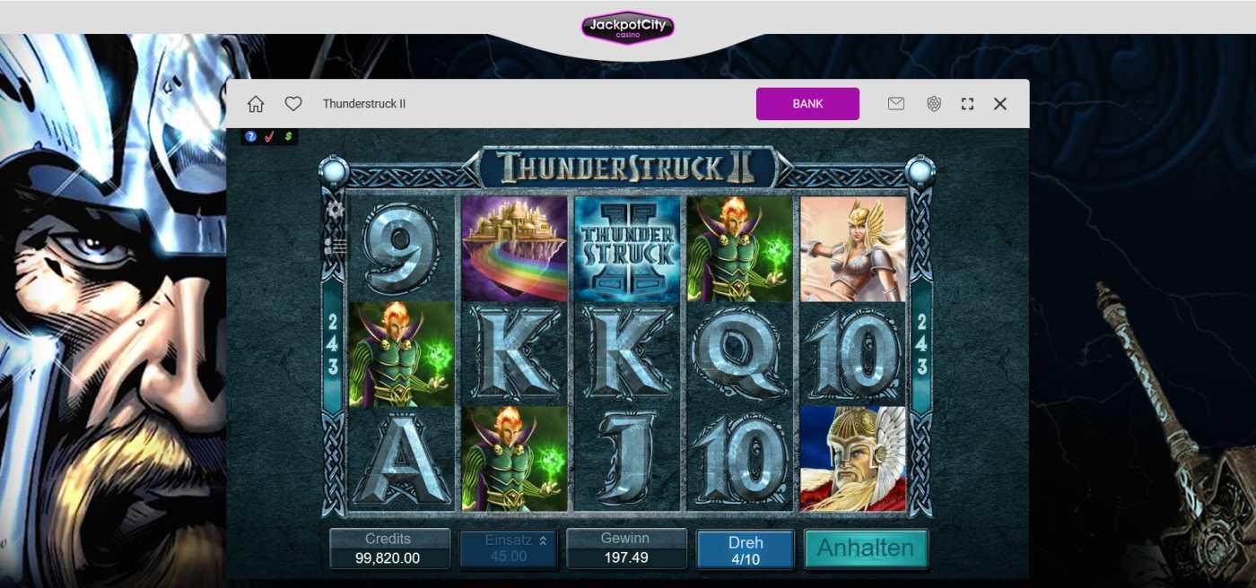 kostenlos spielen JackpotCity