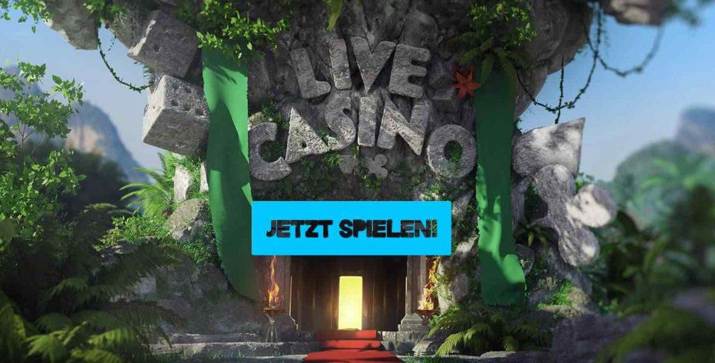 wunderino Casino App spielen