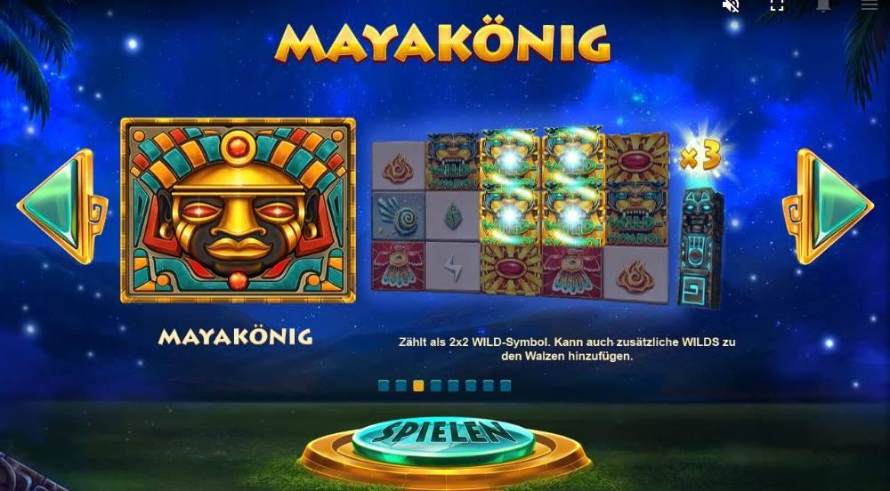 MayaGods Features