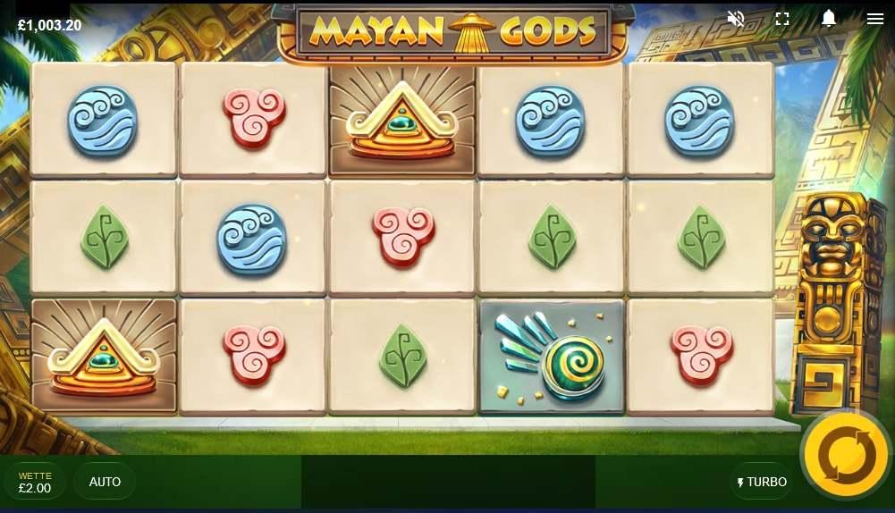 MayanGods Slot