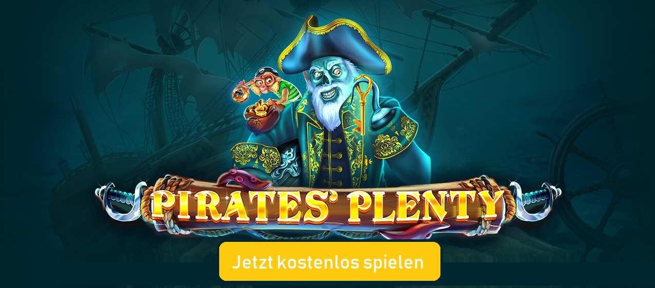 Pirates Plenty kostenlos