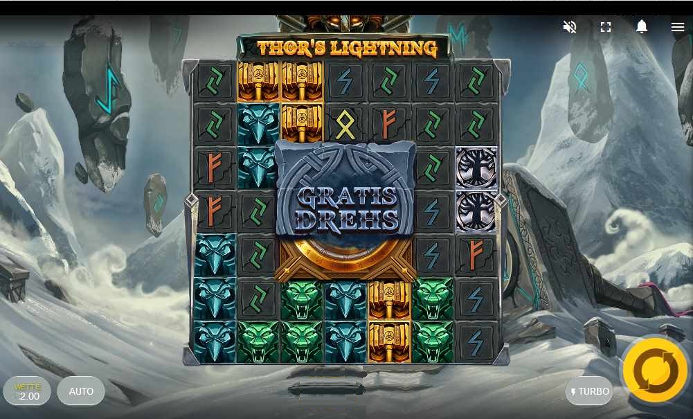 Thors Lightning kostenlos