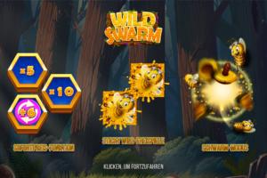 Wild Swarm kostenlos spielen