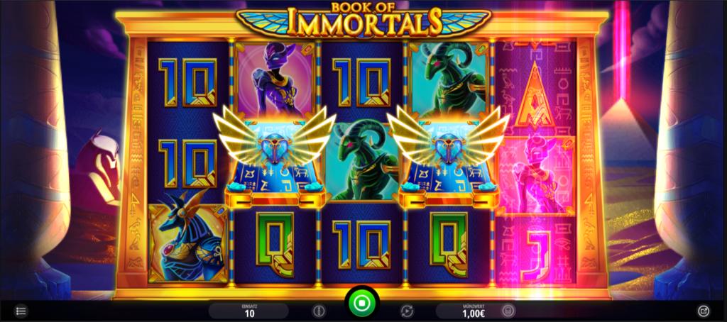 Book of Immortals 1