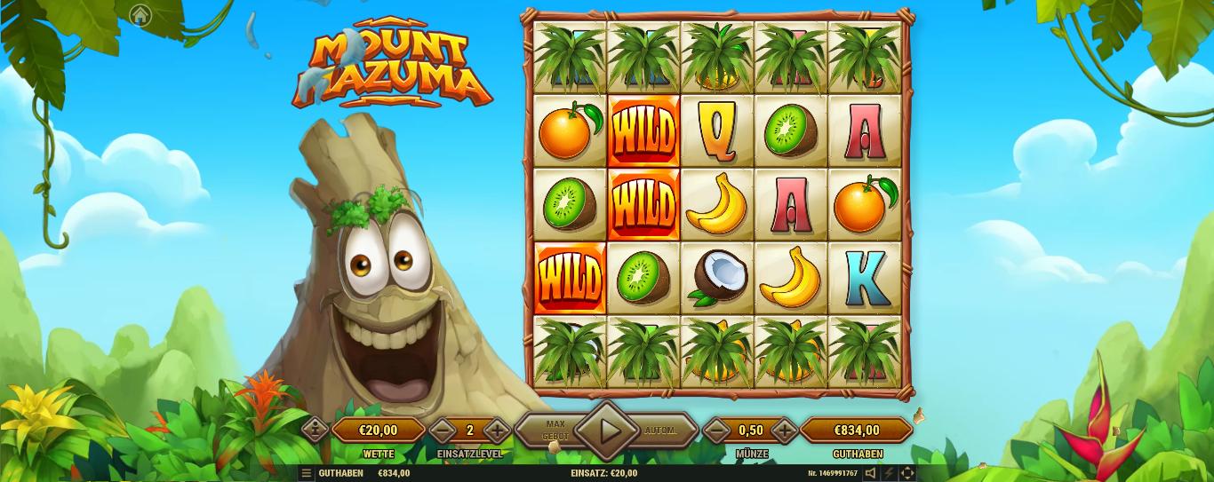 Mount Mazuma kostenlos testen