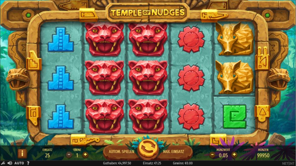 Temple of Nudges kostenlos spielen