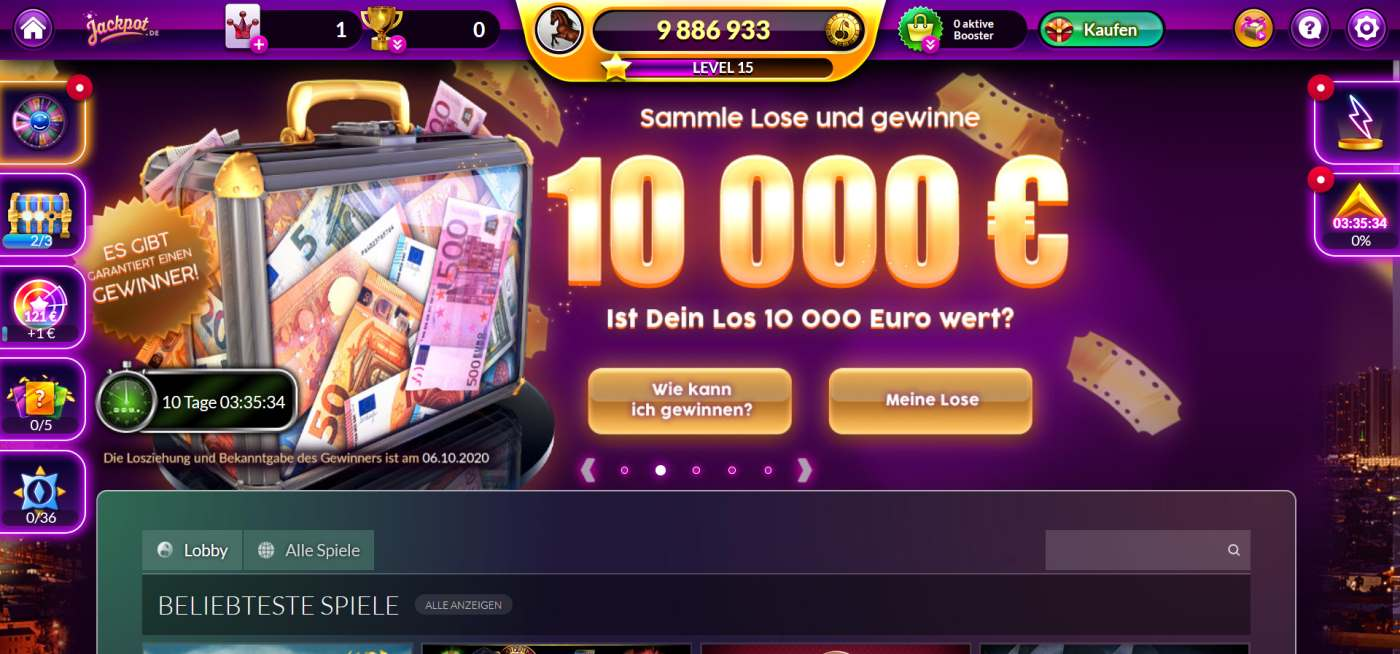 jackpot.de kostenlos spielen