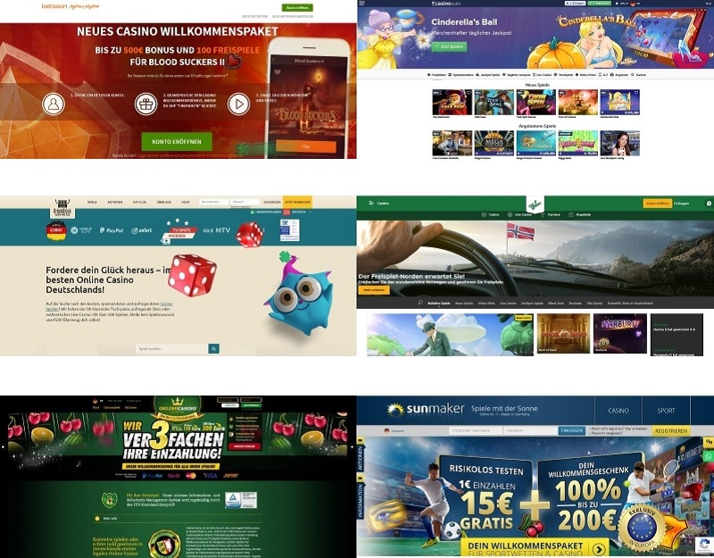 online casino test 2019