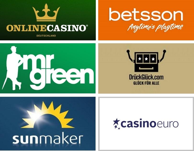 TV Werbung online Casinos