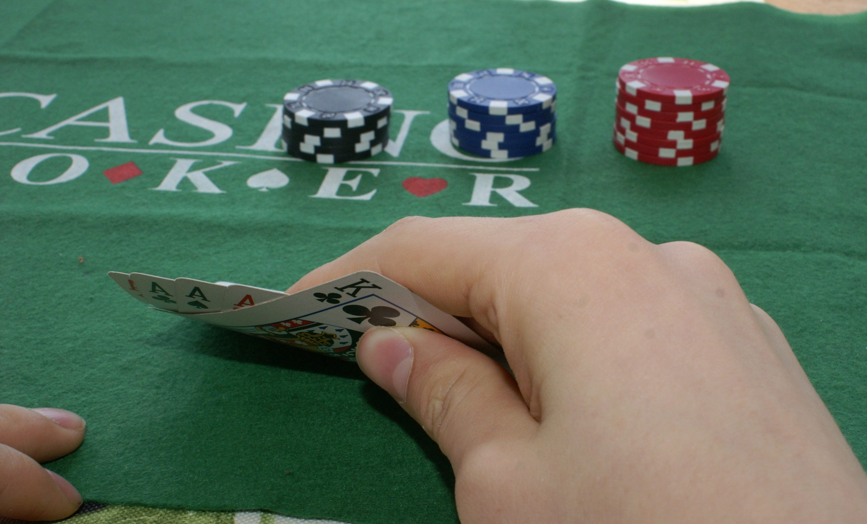 Casino Mit Spielgeld