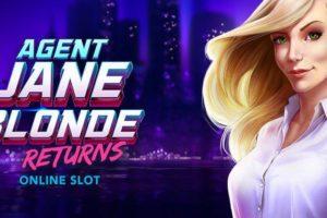 Agent Jane Blonde kostenlos