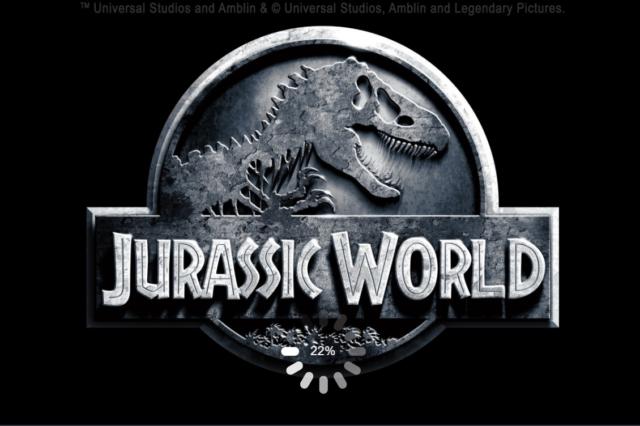 Jurassic world beitrag