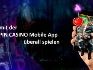 Spin Casino Mobile App