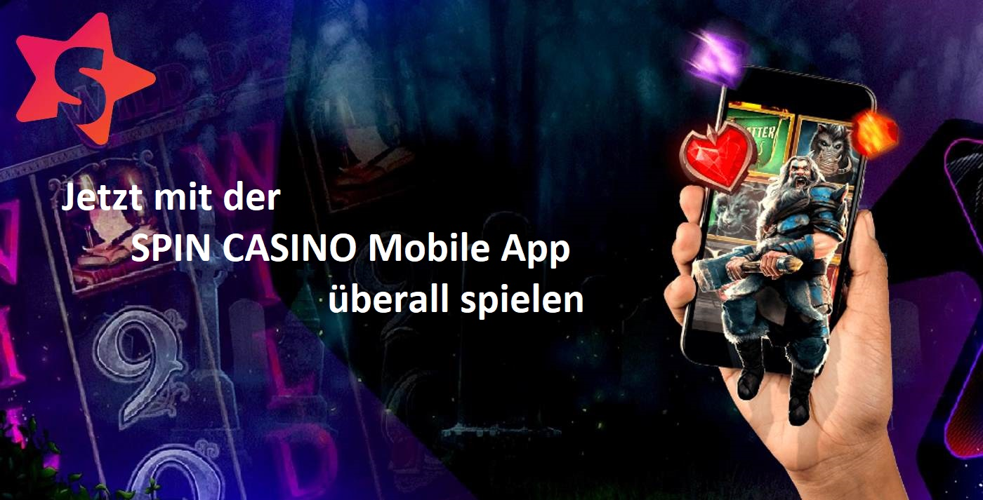 Spin Casino MobileApp