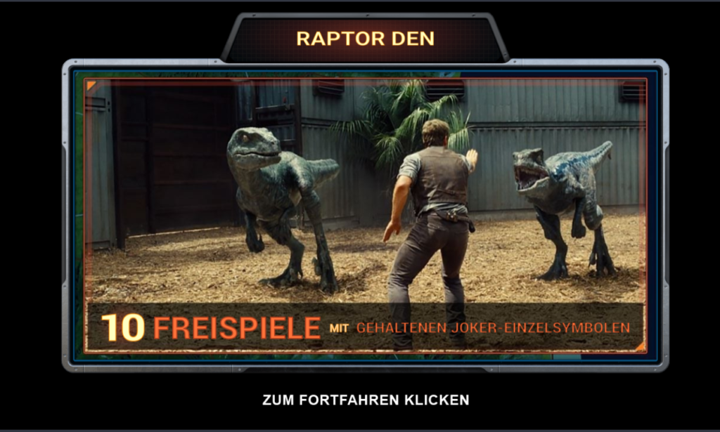 jurassic world freispiel