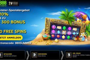 CasinoSommer SpecialBonus