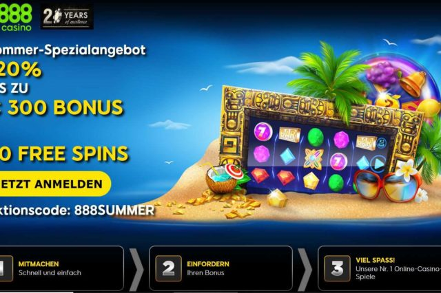 CasinoSommer SpecialBonus