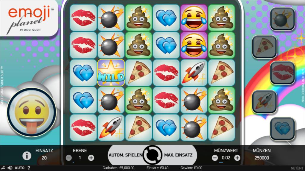 Emoji Planet kostenlos spielen