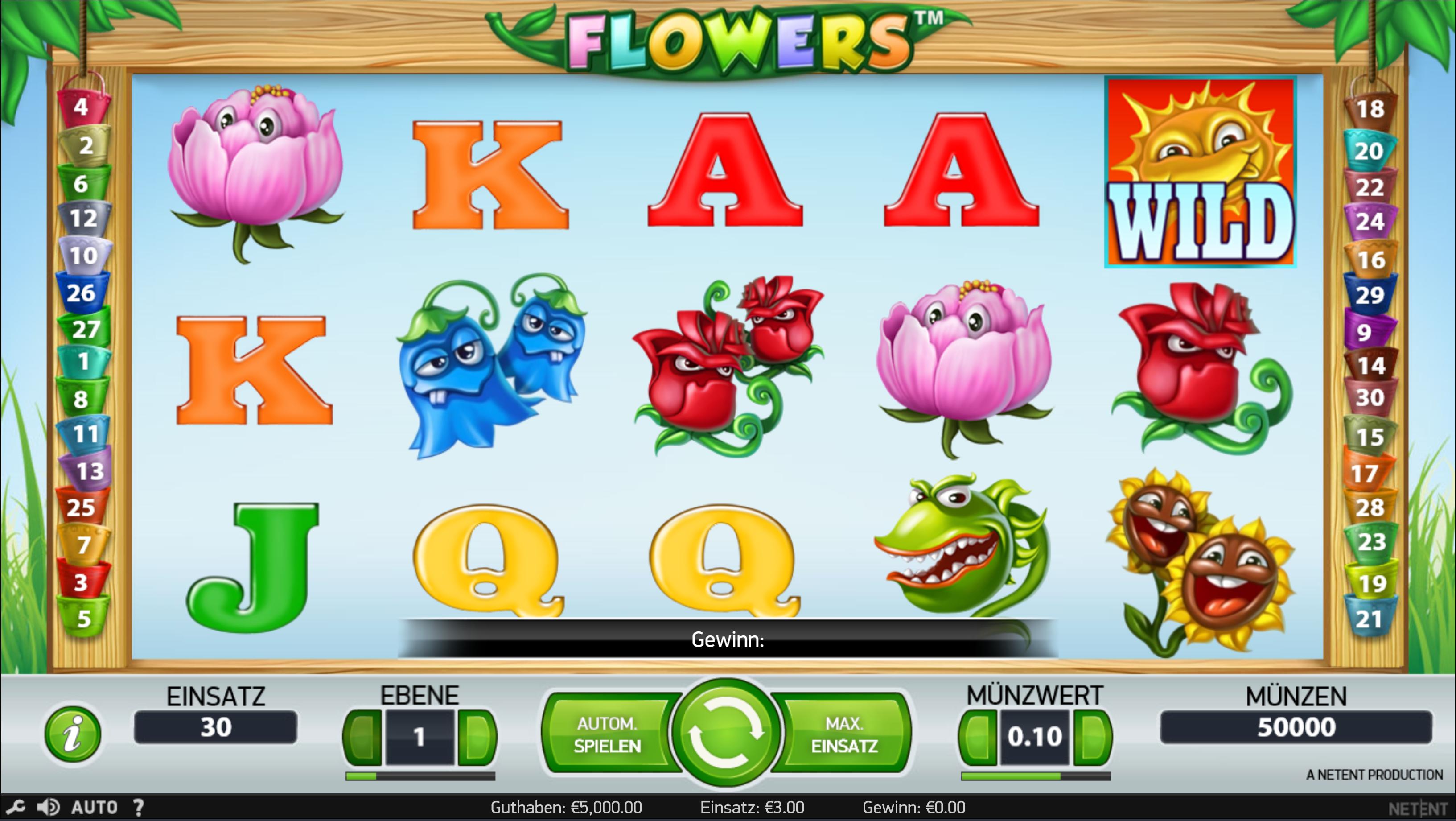 Flowers kostenlos spielen